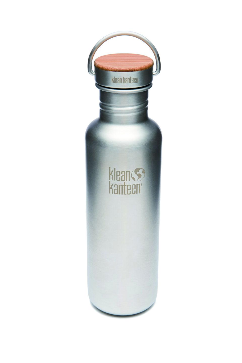 nerezová fľaša Klean Kanteen Reflect matný nerez 0.8 L - BERG SPORT 54ab8c1ab88