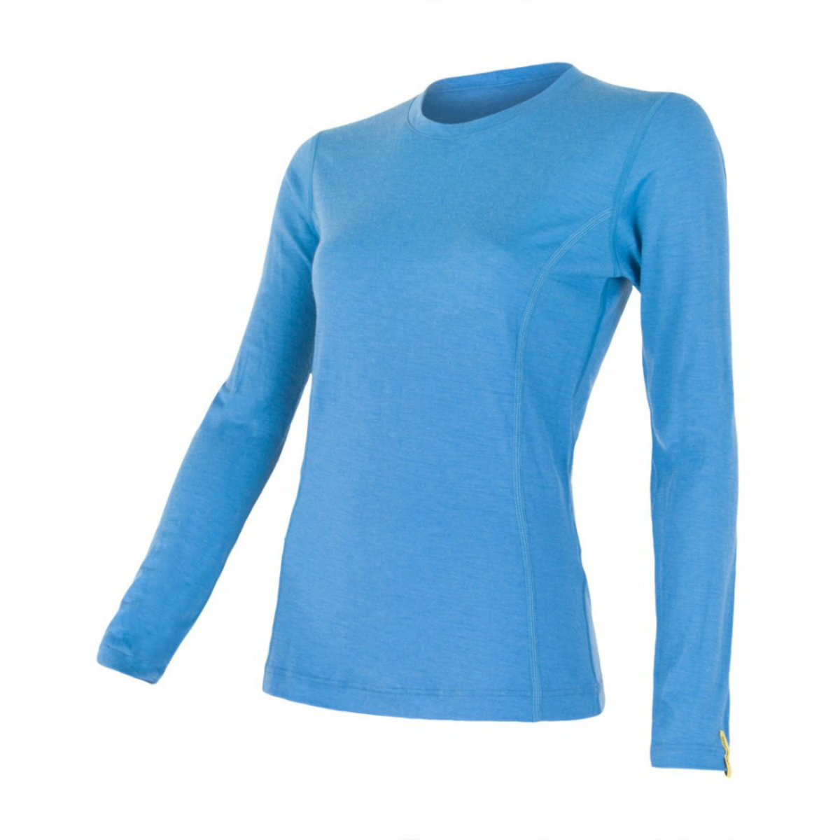 85f3125631ee dámske Sensor Merino Wool Active - Sensor merino wool active tričko modré dlhý  rukáv