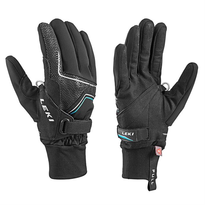 zimné rukavice LEKI Nordic Thermo Shark čierne - BERG SPORT 59458291855