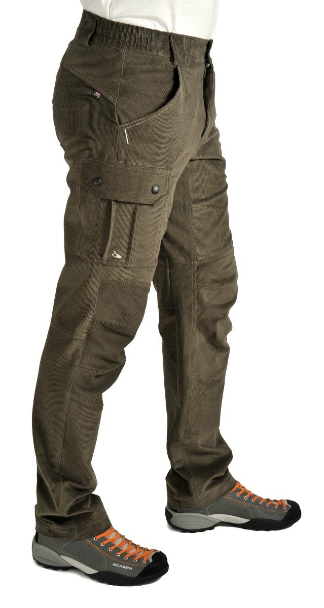 b5c84ec52580 pánske športové nohavice z menčestru BENESPORT Ostredok - BERG SPORT