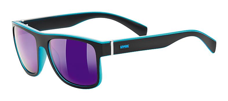 ef0927e679f74 e3dce3465 slnečné okuliare uvex lgl 21 čierno tyrkysové berg sport ...