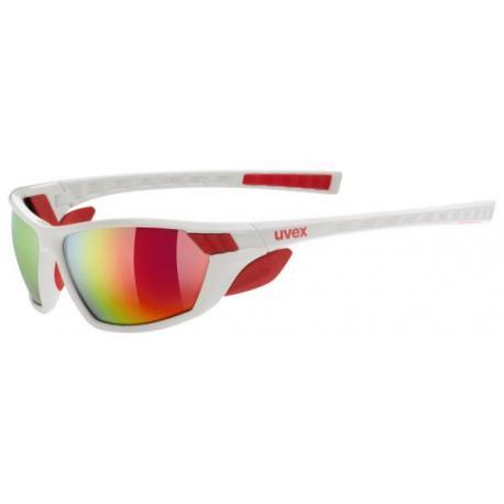91ecbe577 slnečné okuliare Uvex Sportstyle 307 white/red - BERG SPORT