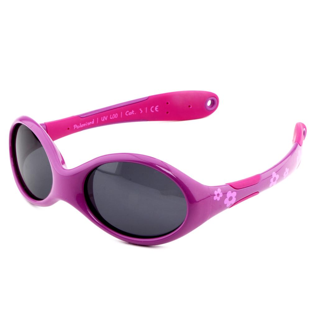 095b104e6 detské slnečné okuliare ActiveSol Baby Girl flower - BERG SPORT