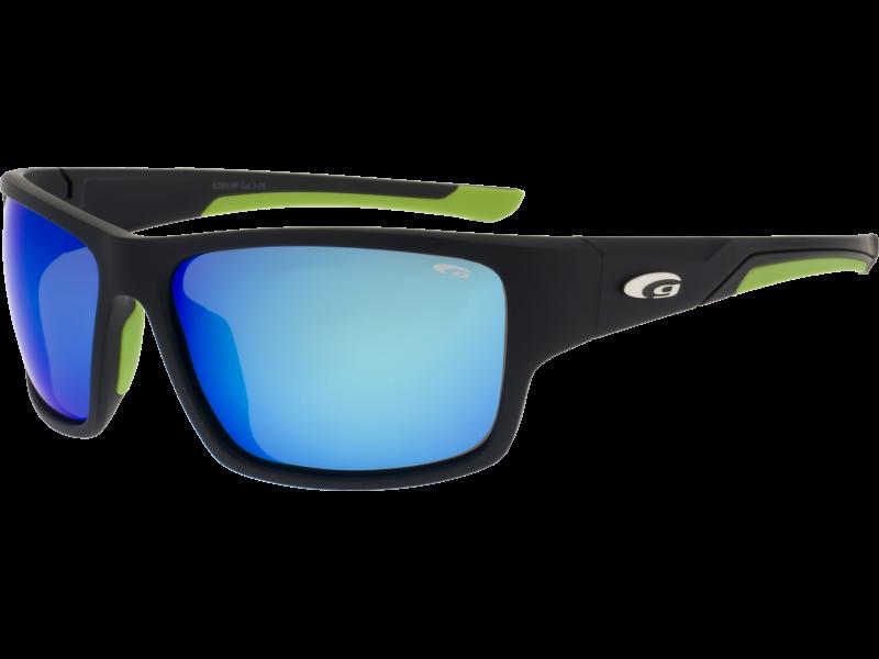 okuliare GOGGLE E280-4P polarizačné matt black   green - BERG SPORT b499a0ba1a2