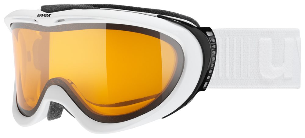 Lyžiarske okuliare UVEX COMANCHE LGL biele - BERG SPORT 0aff103df64