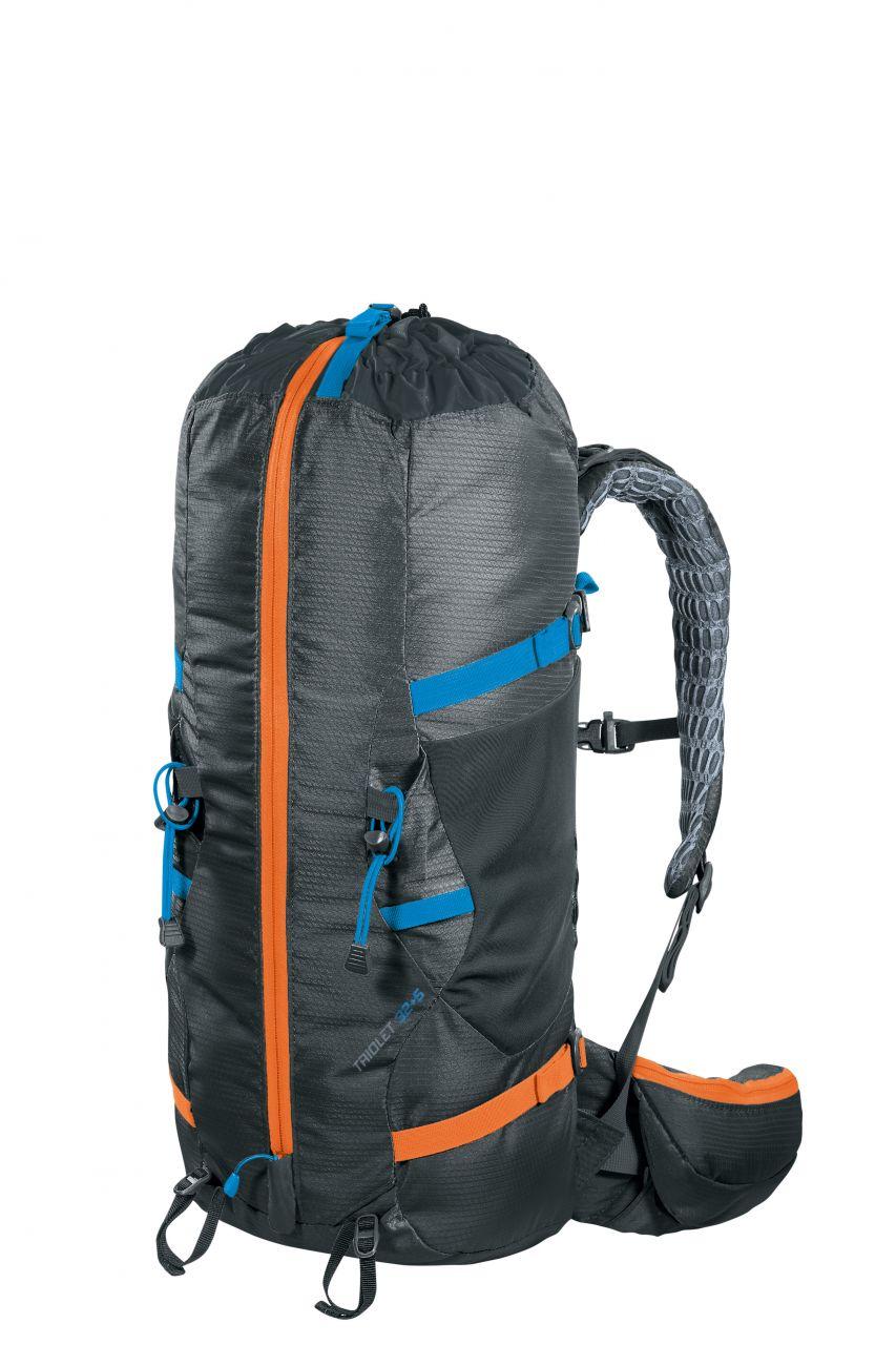 38d88c0b547 horolezecký batoh FERRINO TRIOLET 32+5 BLACK - BERG SPORT