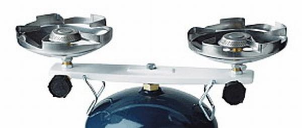Plynový varič dvojhorákový